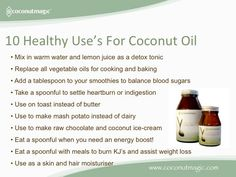 Coconut oil and coconut water are the miracle cures for everything right now. As it stands now, coconut is able to cure kidney disease, urinary…Read more → Coconut Water Smoothie, Weight Loss Water, Coconut Oil Uses, Oil Mix, All Vegetables, Self Healing, Natural Healing, Health And Nutrition, Helpful Hints