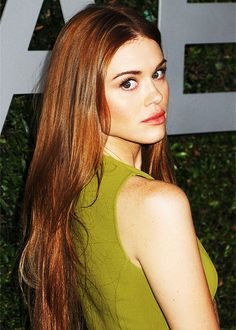 Holland Roden at Claiborne Swanson Frank's Young Hollywood Book Launch in Beverly Hills on October 2nd, 2014.