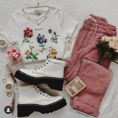 See what Allyson Cartier (soft_jamz) has discovered on Storenvy, the home of independent small businesses all over the world. Style Outfits, Teen Fashion Outfits, Mode Outfits, Retro Outfits, Cute Casual Outfits, Vintage Outfits, Summer Outfits, Girl Outfits, Aesthetic Fashion