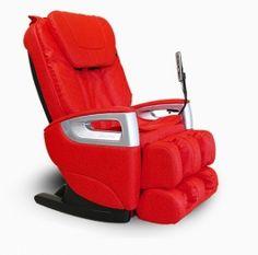 Poczuj się jak u prawdziwgo masażysty... Dzięki fotelowi z masażem NAGANO perfekcyjnie można rozmasować całe plecy, łydki, stopy oraz uda. Techniki masażu zastosowane w fotelu to: ugniatanie, oklepywanie, rolowanie, ostukiwanie oraz masaż powietrzny (za pomocą poduszek powietrznych). Trzy programy automatyczne: RELAX, THERAPY oraz AIR pozwolą na efektywne wykorzystanie możliwości fotela.