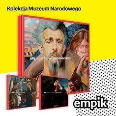 Uczta dla miłośników Sztuki! Właśnie ukazała się Kolekcja Muzeum Narodowego, która łączy twórczość Mistrzów dźwięku i obrazu.