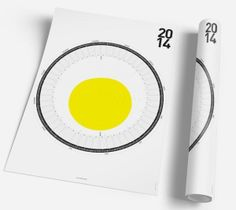 80 Bizarre Printed Calendars - From Feces-Focused Calendars to Emotion-Tracking Calendars (TOPLIST)