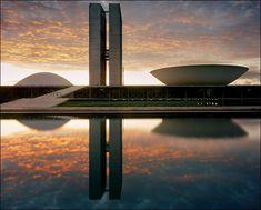 oscar neimeyer Brazil