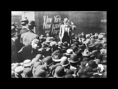 In 1979 a documentary on Eugene Debs was made by none other than Bernie Sanders. Debs is one of Bernie's political heroes and direct political ancestor. 29 minutes. #BernieSanders2016