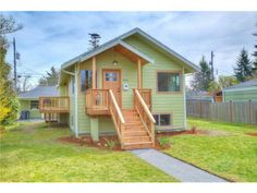 This remodeled 3 bedroom/1.75 bath home at 8114 31st Ave SW sold on 5/12/14 for $433,500 after 6 days on the market.