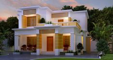 Architecture Design For Indian Homes contemporary house plans | beautiful modern home elevations