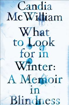 What to Look for in Winter by Candia McWilliam, http://www.amazon.co.uk/dp/B005JDTKA4/ref=cm_sw_r_pi_dp_5a09vb19PANQG