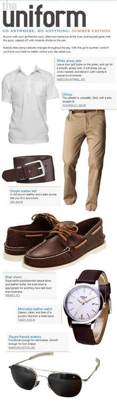 Men's Summer Fashion, classy and clean. Fashion Mode, Fashion Outfits, Mens Fashion, Fashion Finder, Style Fashion, Mode Masculine, Sharp Dressed Man, Well Dressed Men, Mode Cool