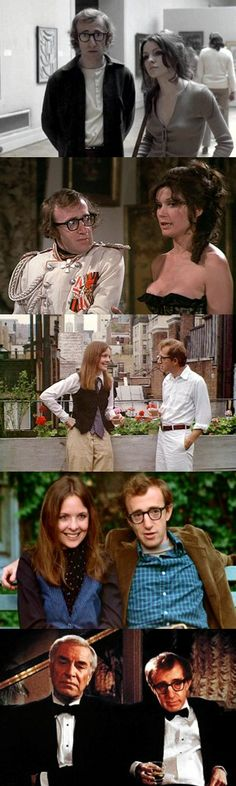 Cinque grandi battute di Woody Allen sull'amore e sul sesso