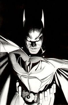 The Bat Vigilante - Alex Ross