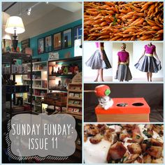 Sunday Funday: Issue 11 by Katie Crafts - Crafting, Sewing, Recipes and More! http://katiecrafts.com