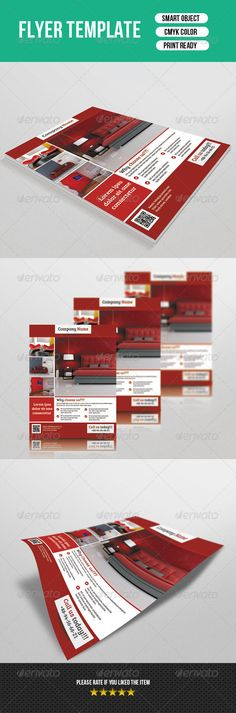 Interior Trifold Brochure  Interiors Brochures And Corporate