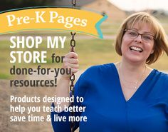 Thanks! Thanks for subscribing to Pre-K Pages! Check your inbox to get your copy of Pre-K Teaching Hacks: 7 simple ways to save time in the classroom and get weeks of your year back! Please let me know if you have any questions. Vanessa Levin www.pre-kpages.com