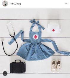 Girls Nurse costume