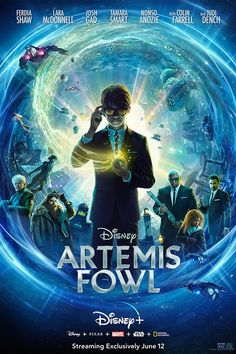 The Best Quotes From Disney's Artemis Fowl | Mama's Geeky