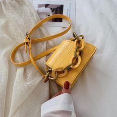 Stone Pattern PU Leather Crossbody Bags For Women Thick Chain Design Shoulder Messenger Bag Lady Mini Tote Lipstick Handbags - Leather Work Bag, Pu Leather, Vegan Leather, Womens Designer Bags, Mini Crossbody Bag, Tote Bag, Shopper Bag, Messenger Bag, Handbags
