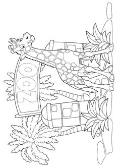 coloring page | templates for pillowcases | Pinterest | Transportation