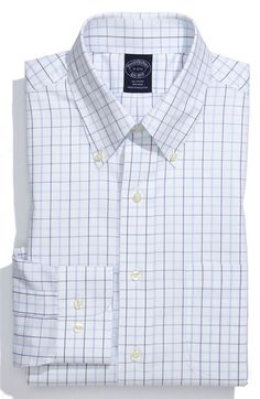 Brooks Brothers Non-Iron Dress Shirt, available in Big & Tall - Nordstrom - $82.50