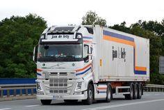 Jan de Lely Jaba, Trucks, Self, Truck