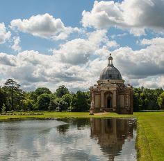 The Pavilion    Wrest Park, Bedfordshire      I want a park on the estate someday