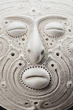 Lorraine Guddemi - Artiste Australienne - Porcelaine Papier