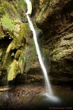 GC1E68B - Hinanger Wasserfall