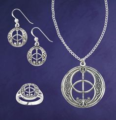 Pendants & Necklaces - Chalice Well Jewelry