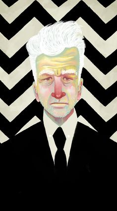 David Lynch by Sarah E. Carr
