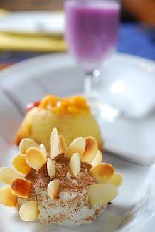 Almond hedgehog