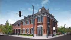LG Construction + Development Ground-Up Lakeside Bank Project