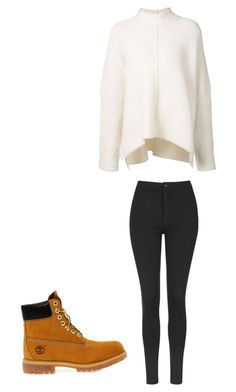 Untitled #34 by ssdeamies on Polyvore featuring polyvore, fashion, style, URBAN ZEN, Topshop and Timberland