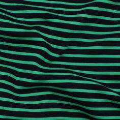 Fabric Store - Saint-James Stripe - ML539180 - Green / Navy