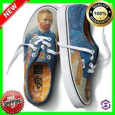 59471b30236 Details about New VANS x Vincent Van Gogh Museum Self Portrait Lace Up  special offer