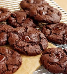 Double Chocolate Chip Cookie Recipe, Small Batch Cookie Recipe, Small Batch Baking, Chewy Chocolate Chip Cookies, Delicious Chocolate, Chocolate Recipes, Delicious Desserts, Yummy Recipes