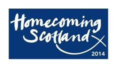 Homecoming Scotland 2014 logo