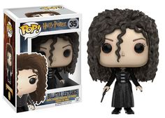 Pop! Movies: Harry Potter - Bellatrix Lestrange                                                                                                                                                                                 More