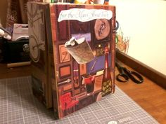 For The Man About Town Cigar Box by IFeltItUp on Etsy, $20.00