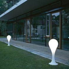 Lampe à Poser Liquid Light Drop - JardinChic