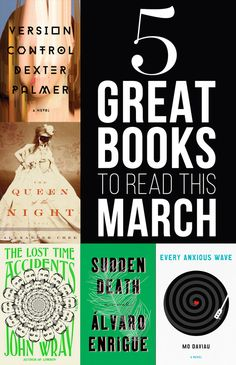 Need something new to read?
