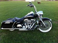 Custom Road King Baggers | lets see the custom baggers on here - Page 8 - Harley Davidson Forums