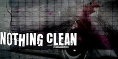 Nothing Clean Font · 1001 Fonts Clean Font, Fonts, Typography, Cleaning, Grunge, Type, Designer Fonts