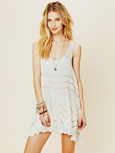 Free People Scoopback Slip at Free People Clothing Boutique