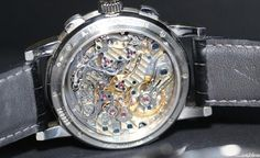 Wonderful Lange Datograph, live pictures at Sotheby's http://www.watchonista.com/2914/watchonista-blog/watchographer/lange-datograph-platinium-sothebys