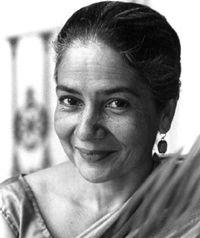 Hele portrættet om Anita Desai — Forfatterweb