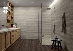 wood effect porcelain stoneware Tropical Tile, Wood Effect Porcelain Tiles, Home Collections, Natural Wood, Home Remodeling, Inspiration, Furniture, Whisper, Stoneware