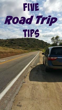 #travel Five Road Trip Tips for families