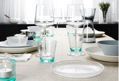 """More than a century of perfecting elegant glass and tableware has produced some of the most iconic forms of the modern movement. From tumblers to teacups, the brand behind lowercase """"i"""" has made this tiny Finnish town a capital of design. Save through Dec. 2.http://www.allmodern.com/deals-and-design-ideas/Iittala-Semi-Annual-Sale~E15391.html?refid=SBP.rBAZEVRRl4Fuvma7c4tTAldM4sIdCkCIp1uwOCNlPxk"""
