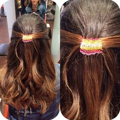 Cool hair tapestry hairstyle for girls