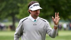 PGA Tour: Bubba Watson wins Travelers Championship in playoff against Paul ... Bubba Watson  #BubbaWatson