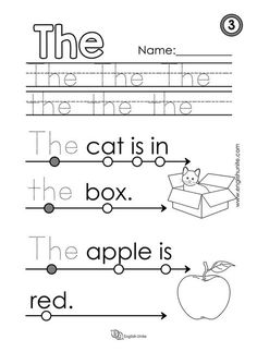 Beginning Reading 19 – Be – English Unite Teaching Sight Words, Phonics Words, Cvc Words, Sight Word Worksheets, Phonics Worksheets, Reading Worksheets, Kindergarten Learning, Kindergarten Schedule, Learning Phonics